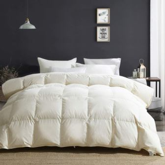 Apsmile Luxury Lightweight Down Comforter