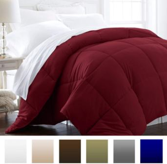 Beckham Luxury Linens Lightweight Down Alternative Comforter