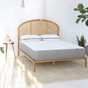 Brentwood Home Cedar Organic Latex Mattress