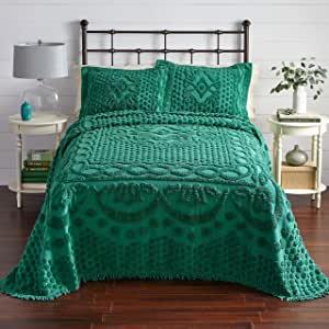 Brylane Home Georgia Chenille Bedspread
