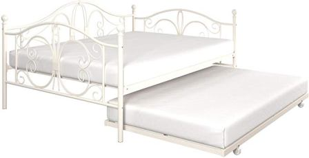 DHP Bombay Metal Full-Size Daybed