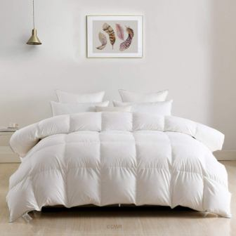 DWR Lightweight Down Comforter