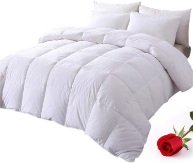 Downcool Lightweight Down Comforter