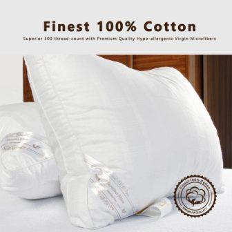 Duck & Goose Company Luxury Down Alternative Pillow