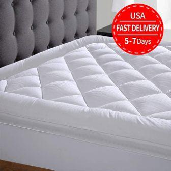 EDILLY EXTRA THICK MATTRESS TOPPER
