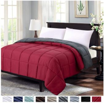 Homelike Moment Lightweight Down Alternative Comforter
