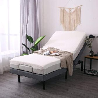 LEISUIT Adjustable Bed Frame