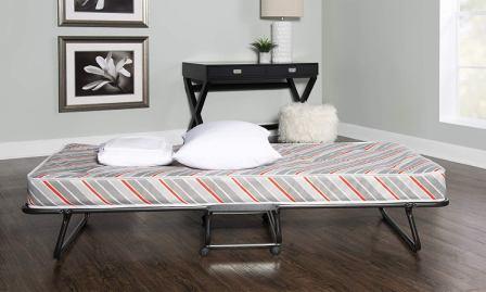 Linon Verona Cot-Size Folding Bed