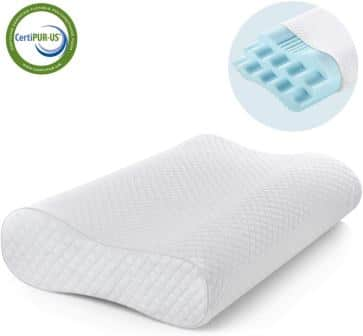 MILEMONT CERVICAL PILLOW