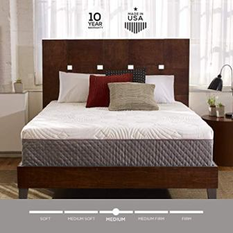 Sleep Innovations Shiloh Memory Foam Mattress