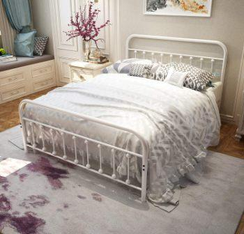 TEMMER Iron Bed Frame