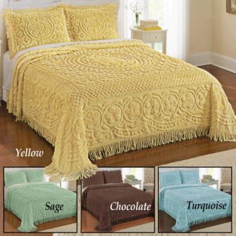 Top 15 Best Chenille Bedspreads in 2020