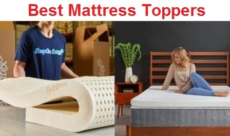 Top 15 Best Mattress Toppers in 2020