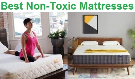 Top 15 Best Non-Toxic Mattresses in 2020
