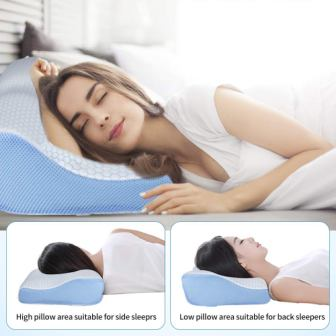 Top 15 Best Pillows For Back Pain in 2020
