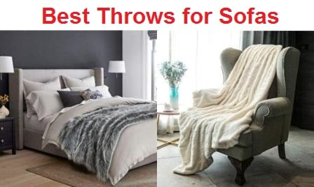 Top 15 Best Throws for Sofas in 2020