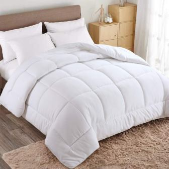 Warm Harbor Queen Down Alternative Quilted Comforter