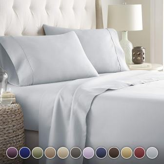 1800 Series Platinum Collection Bedding Set by HC Collection