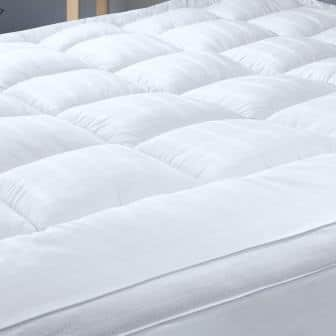 3-Inch Extra Thick Mattress Topper from D & G THE DUCK