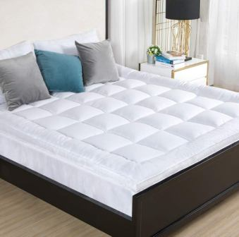 D & G THE DUCK AND GOOSE CO 2-inch Mattress Topper