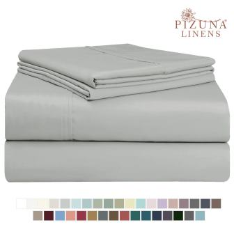 Long Staple Cotton sheets set by Pizuna