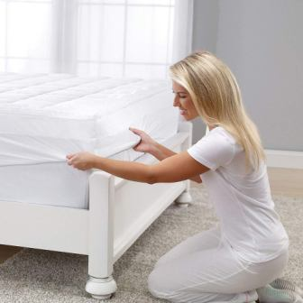 Top 15 Best 4-Inch Memory Foam Mattress Toppers in 2020