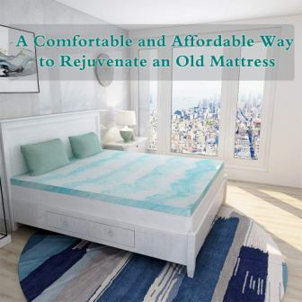 Top 15 Best Certi-PUR Mattress Toppers in 2020