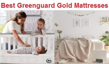 Top 15 Best Greenguard Gold Mattresses in 2020