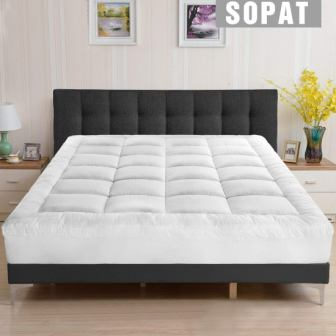 Top 15 Best Thick Mattress Toppers in 2020