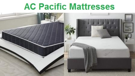 AC Pacific Mattresses Reviews