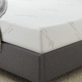 AC Pacific Soft Aloe Collection Memory Foam Mattress