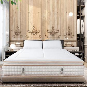 BedStory Hybrid Memory Foam Mattress