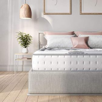 Classic Brands Decker 10-Inch Hybrid Mattress