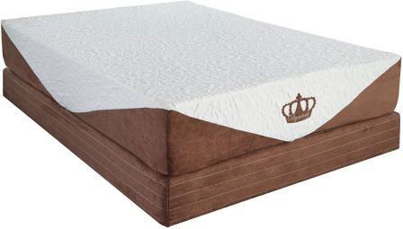 DynastyMattress 10-inch CoolBreeze Gel Memory Foam