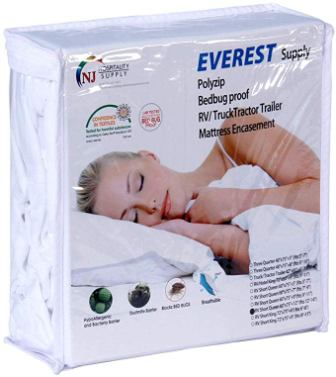 Everest Supply Polyzip Box Spring Mattress Encasement