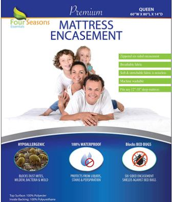 Four Seasons Essentials Mattress Protector