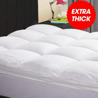 KARRISM Extra Thick Mattress Topper