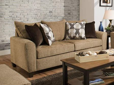 Lane Home Furnishings Queen-Size Sleeper Sofa