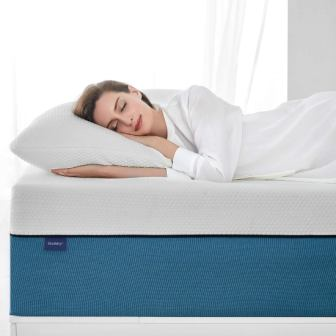 Molblly 14 inch Cooling-Gel Memory Foam Mattress