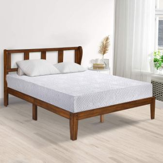 PrimaSleep 9-Inch Memory Foam Mattress