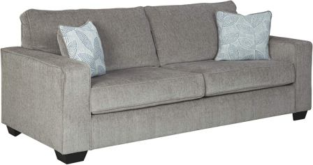 Signature Design by Ashley – Altari Modern Chenille Queen Sofa Sleeper