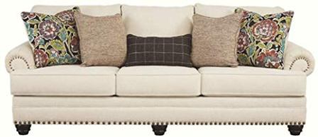 Signature Design by Ashley – Harrietson Memory Foam Sofa Sleeper