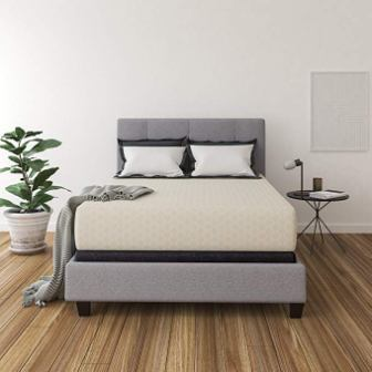 "Signature Design by Ashley 12"" Chime Express Memory Foam Mattress"