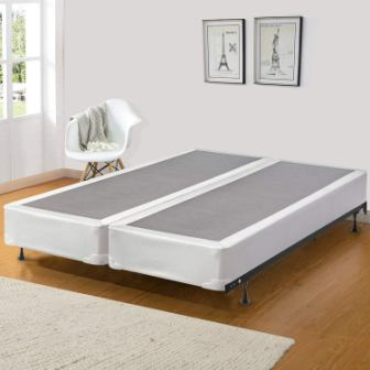 Spinal Solution 8 inch Traditional Wood Box Spring
