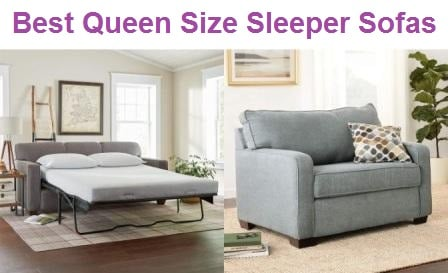 Top 15 Best Queen Size Sleeper Sofas in 2020