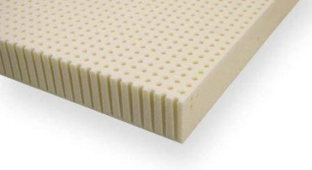 Ultimate Dreams Twin Extra Long 3-Inch Talalay Latex Mattress Topper