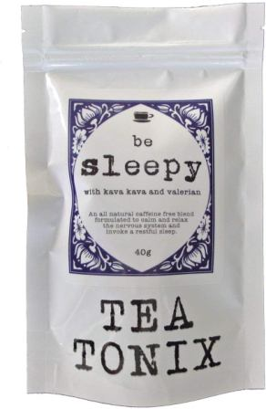 BE Sleepy Relaxing Bedtime Tea