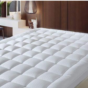 Balichun Pillowtop Mattress Pad Cover