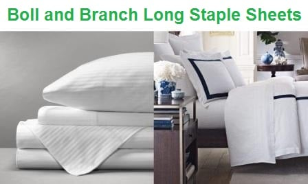 Boll and Branch Long Staple Sheets - Ultimate Review 2020