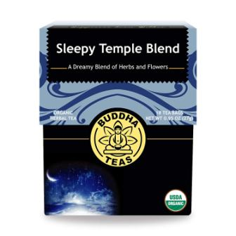 Buddha Organic Sleepy Temple Blend Tea